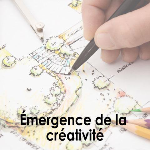 Émergence de la créativité